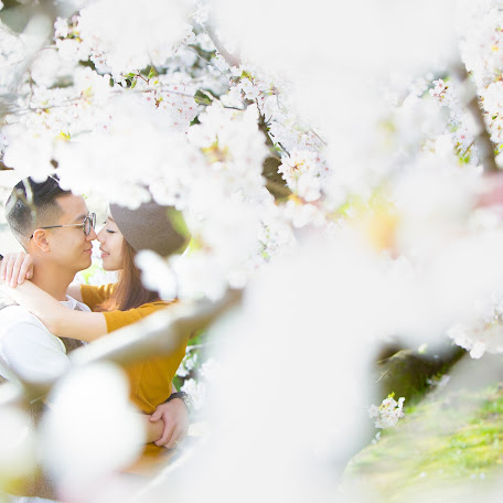 Wedding photographer Kenichi Morinaga (morinaga). Photo of 15.04.2018