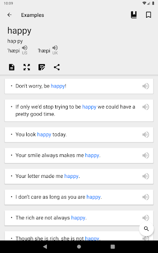 Dictionary & Translator Free screenshot 22