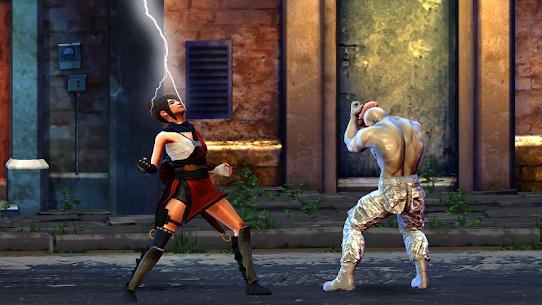 فتاة الساموراي: ألعاب القتال الحر للسيدات السوبر 2