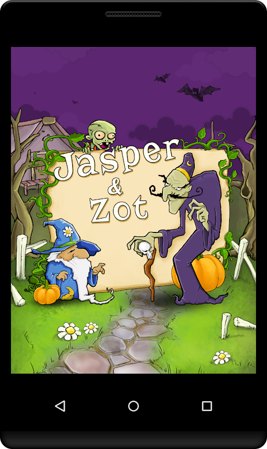 Jasper and Zot- screenshot