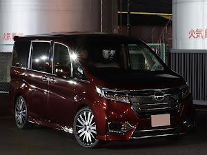 ステップワゴンスパーダ  SPADA HYBRID G-EXのカスタム事例画像 深紅號さんの2020年11月22日01:26の投稿