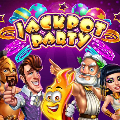 Jackpot Party: Machines à Sous Gratuites