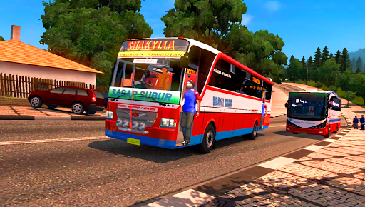 Bus Simulator Indonesia 2018 2 screenshots 3