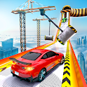 Stunt Car Driving Challenge - Impossible Stunts icon