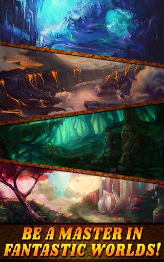 Shadow Kingdom Solitaire. Adventure of princess filehippodl screenshot 10