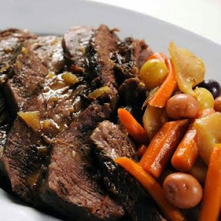 Beef Bone In Chuck Roast Recipes