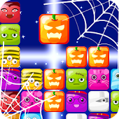 candy friend halloween mystery