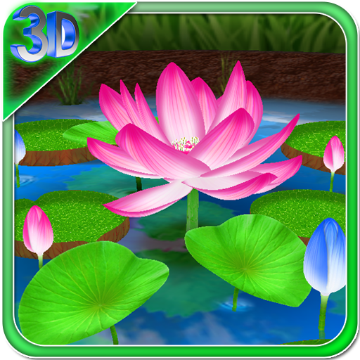 Lotus 3d Live Wallpaper Apps On Google Play
