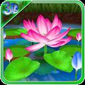 Lotus 3D Live Wallpaper icon