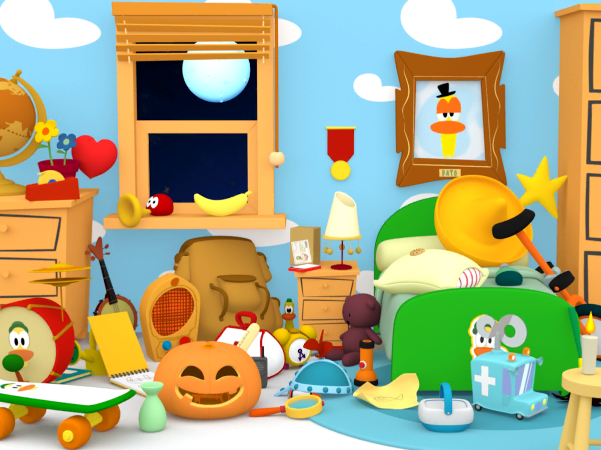 pocoyo and the mystery of the hidden objects android apps on