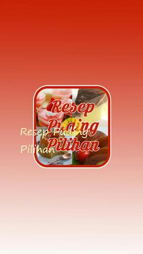 Resep Puding Pilihan