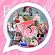 TWICE WAStickerApps KPOP Idol for Whatsapp for PC-Windows 7,8,10 and Mac