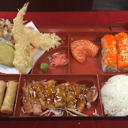 D5. Chicken Teriyaki & Tempura