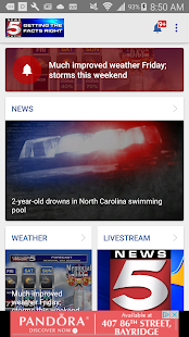 News 5 WCYB.com Mobile- screenshot thumbnail