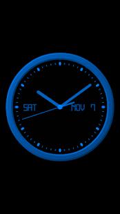Analog Clock-7 Mobile PRO - náhled