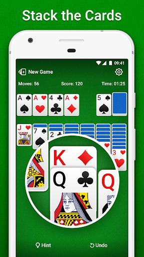 Solitaire u2013 Classic Klondike Card Game 1.1.0 screenshots 2