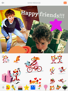 Maily your kids' first email- screenshot thumbnail