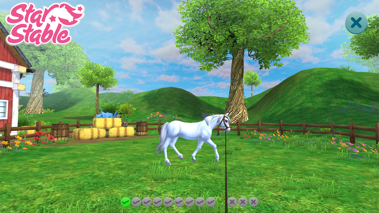 Star Stable Horses Apl Android Di Google Play
