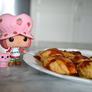 APPLE CIDER SCONES RECIPE & Funko Pop! Strawberry Shortcake Giveaway