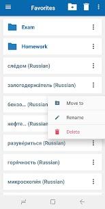 Oxford Russian Dictionary v9.1.363 [Premium + Mod] APK 6