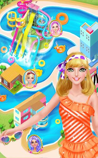 Water Park Salon - Summer Girl 1.5 screenshots 8