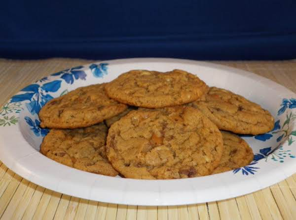 Butterfinger Cookies Revisited Recipe