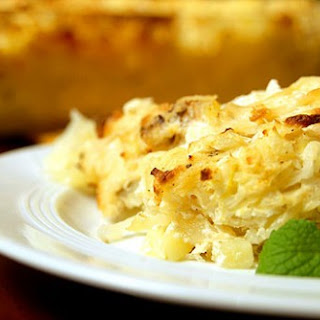 Potato Lezhni (Potato Pie With Cabbage)
