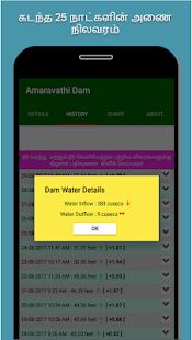 Amaravathi and Thirumoorthy Dams - náhled