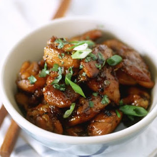 Slow-cooked Spicy Pork.