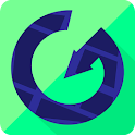 GuGo GPS: find & share places icon