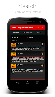 ADR Dangerous Goods- screenshot thumbnail