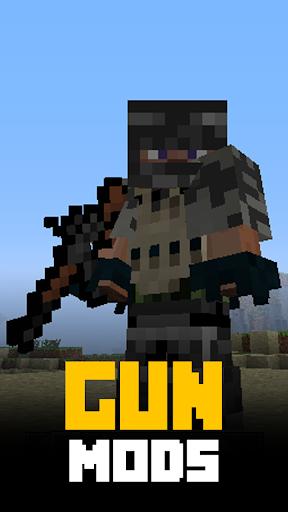 GUN MODS每MCPE