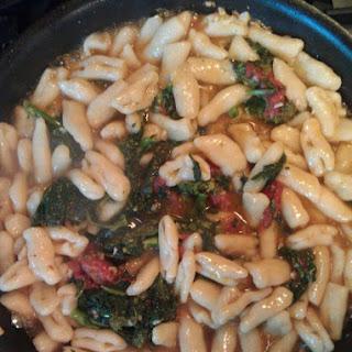 Cavatelli with Broccoli Rabe Recipe