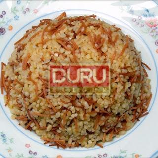 Bulgur Pilaf with Vermicelli