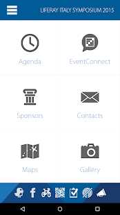 Liferay Events- screenshot thumbnail