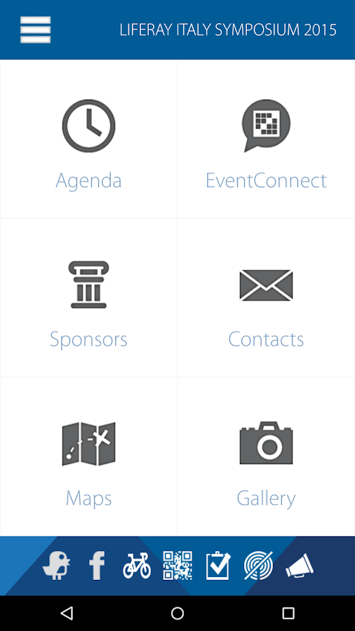 Liferay Events- screenshot