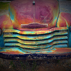 Antique Cars by Amelia Rice - Artistic Objects Antiques ( cars, antique cars,  )