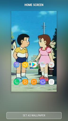 Nobita And Shizuka Love Wallpaper Apk Download Apkpureco