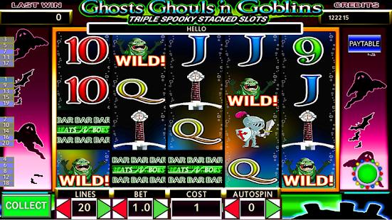 Goblin & Ghost Slot - náhled
