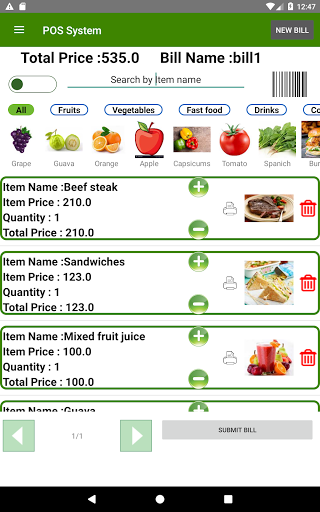 POS System Offline - FREE Point of Sales App screenshot 17