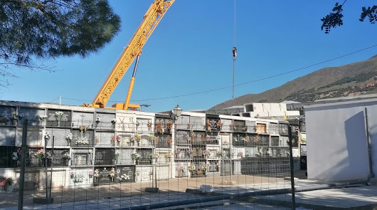 Dalías ampliará los nichos de su cementerio con la construcción de más de 100