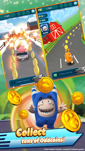 Oddbods Turbo Run 1.7.0 screenshots 3