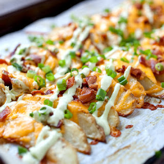 Loaded Potato Wedges