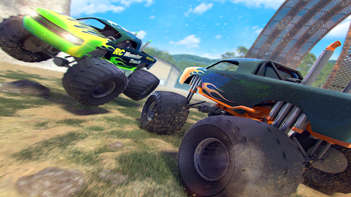 RC Monster Truck Simulator  screenshots 15