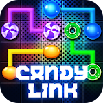 Candy Link Puzzle Icon