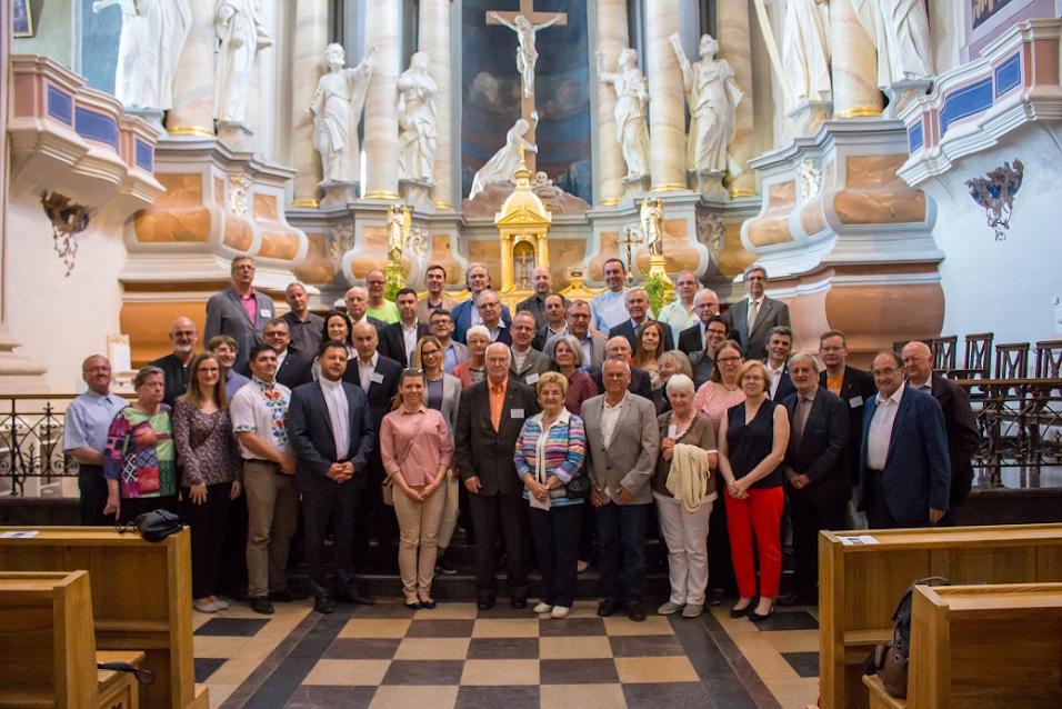 Obra Kolping Portugal reuniu na Lituânia em encontro europeu