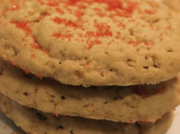 Super Crispy Sugar Cookies
