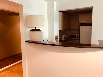 Appartement meublé 3 pièces 58,35 m2