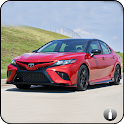 Camry: Extreme Modern City Car Driving Simulator icon