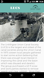 Union Canal Unlocked- screenshot thumbnail